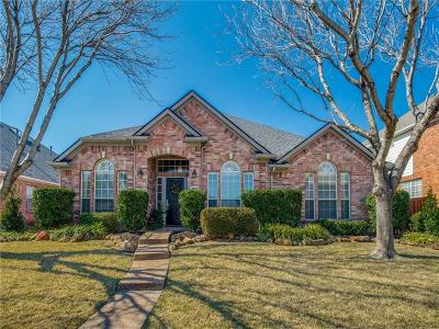 The Colony Single Family Home For Sale: 5553 Mountain Valley Drive