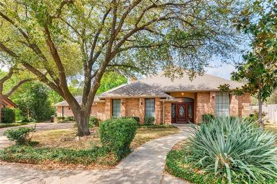 Single Family Home For Sale: 17907 Old Preston Court