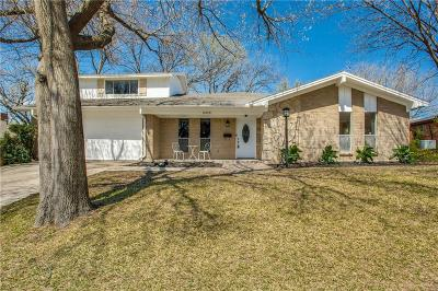 Fort Worth Single Family Home For Sale: 8428 Mojave Trail