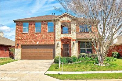 Little Elm Single Family Home For Sale: 1413 Nighthawk Drive