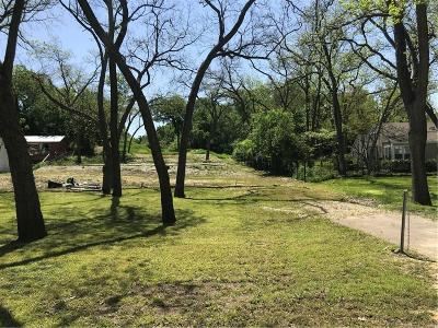 Dallas County Residential Lots & Land For Sale: 4200 Shorecrest Drive