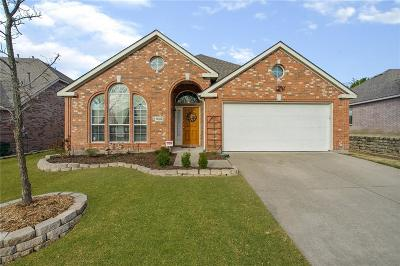 Mckinney Single Family Home For Sale: 2604 Monroe Drive