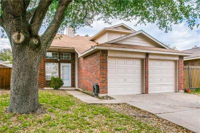 Grand Prairie Single Family Home For Sale: 3171 Cross Creek Circle