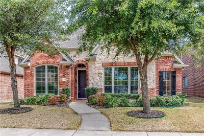 Allen Single Family Home For Sale: 2124 Chambers Drive