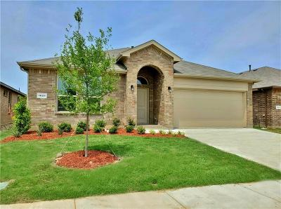 Euless Single Family Home For Sale: 1021 Spanish Needle Trail