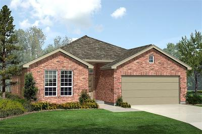 Fort Worth Single Family Home For Sale: 1112 Blooming Prairie Trail