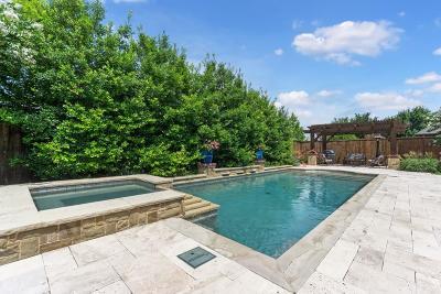 Prosper Single Family Home For Sale: 721 Essex Drive