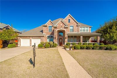 Plano Single Family Home For Sale: 3817 Basswood Lane