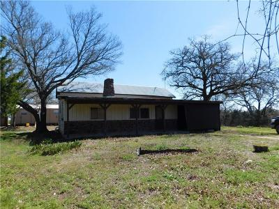 Cooke County Single Family Home Active Contingent: 1488 County Road 265