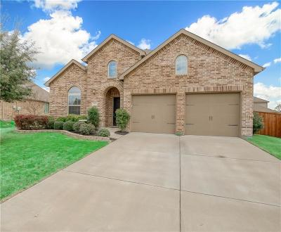 Single Family Home For Sale: 763 Cedar Elm Trail
