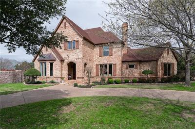 Southlake Single Family Home Active Option Contract: 1400 Chardonnay Court