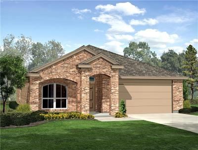 Fort Worth Single Family Home For Sale: 9516 Blaine Trail