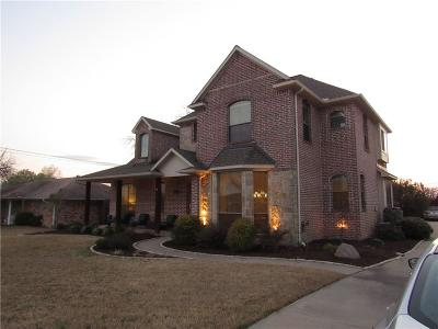 Sachse Single Family Home Active Contingent: 6705 Sable Lane