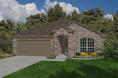 Single Family Home For Sale: 1012 Spanish Needle Trail