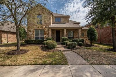 Allen Single Family Home For Sale: 2116 Chambers Drive