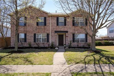 Allen Single Family Home For Sale: 912 Thistle Circle