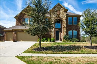 Sachse Single Family Home Active Contingent: 3725 Heritage Park Drive