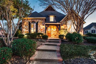 Flower Mound Single Family Home For Sale: 4613 Manor Way