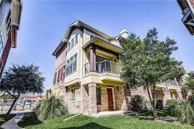 Richardson Townhouse For Sale: 2100 Azure Pointe