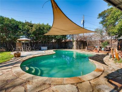Garland Single Family Home For Sale: 830 Wildgrove Drive