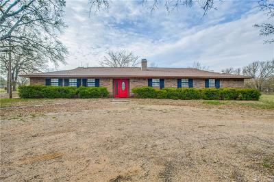 Burleson Single Family Home For Sale: 6800 County Road 527