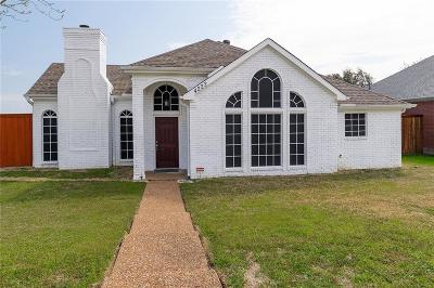 Carrollton Single Family Home For Sale: 4222 Mulberry Drive
