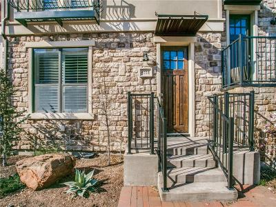 Plano Townhouse For Sale: 5721 Lois Lane