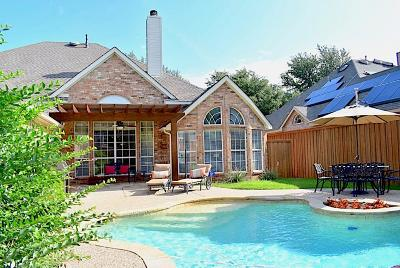 Plano Single Family Home Active Option Contract: 4308 Hawkhurst Drive