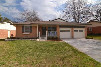 Richardson Single Family Home For Sale: 1221 Delmont Drive