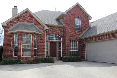 McKinney Single Family Home For Sale: 8701 Falcon View Drive