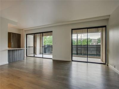 Dallas Condo For Sale: 3831 Turtle Creek Boulevard #3E
