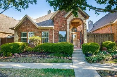 Dallas County, Denton County, Collin County, Cooke County, Grayson County, Jack County, Johnson County, Palo Pinto County, Parker County, Tarrant County, Wise County Single Family Home For Sale: 9458 Park Garden Drive