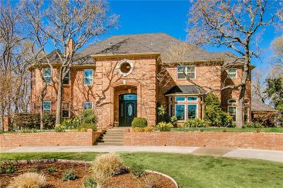 Flower Mound Single Family Home For Sale: 3505 Hidden Trail Court