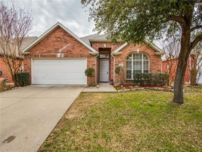 Mckinney Single Family Home For Sale: 6125 Berkshire Road