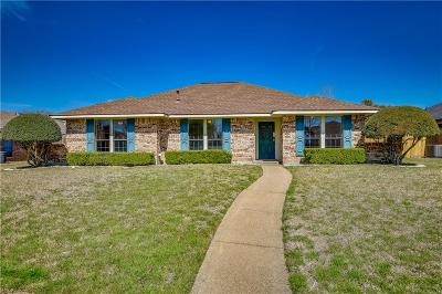 Rowlett Single Family Home For Sale: 3601 Malinda Lane
