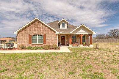 Parker County Single Family Home For Sale: 124 Hampton Lane