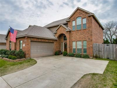 Red Oak Single Family Home For Sale: 228 Bob White Drive