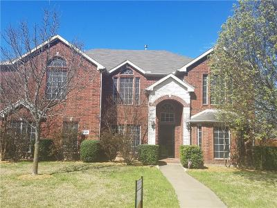 Desoto Single Family Home For Sale: 1729 Cattail Creek Drive