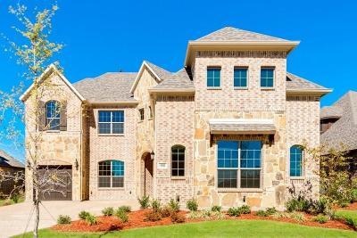 Little Elm Single Family Home For Sale: 1313 Chiva Drive