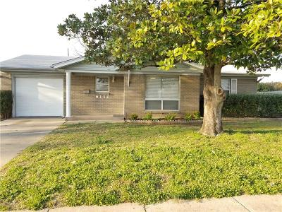 Fort Worth Single Family Home For Sale: 6112 Shadydell Drive
