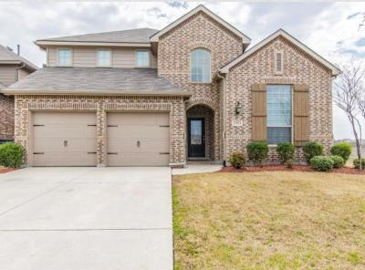 Denton County Single Family Home For Sale: 2583 Mirage Drive