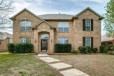 Allen Single Family Home For Sale: 1704 Harvest Glen Drive