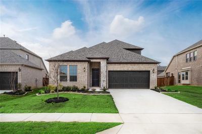 Little Elm Single Family Home For Sale: 1444 Benavites Drive