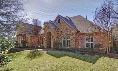 Weatherford Single Family Home For Sale: 1109 Forest Park Drive