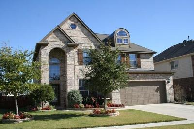 Fort Worth Single Family Home Active Option Contract: 10512 Vintage Drive