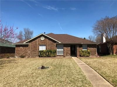 Dallas Single Family Home For Sale: 7147 Rothland Street