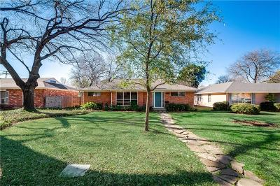 Richardson Single Family Home For Sale: 705 Nottingham Drive