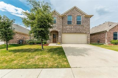 Little Elm Single Family Home For Sale: 2333 Elm Valley Drive