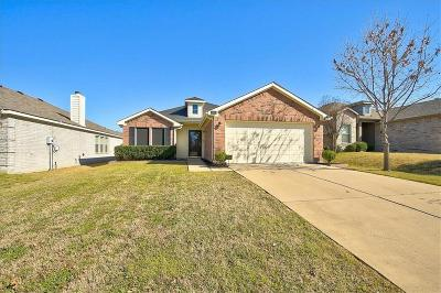 Collin County Single Family Home Active Option Contract: 1816 White Pine Trail