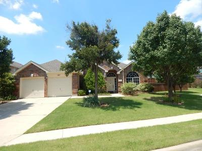 Irving Residential Lease For Lease: 1117 Lakeridge Lane